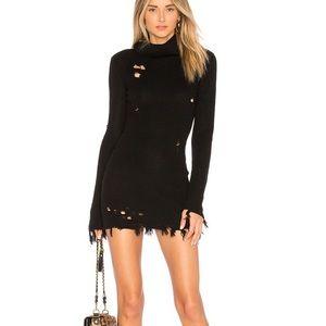 Lovers & friends mini sweater dress Medium